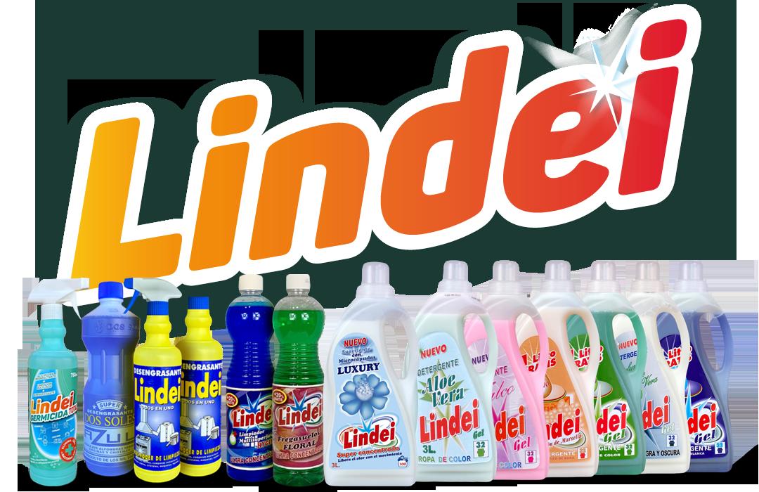 Lindei: productos limpiadores, desengrasantes, higienizantes y desinfectantes